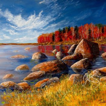 Autumn-North-Lake