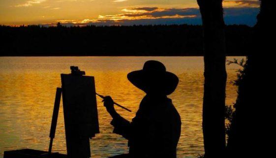 Judy-Painting-Grand-Lake-NB-slider
